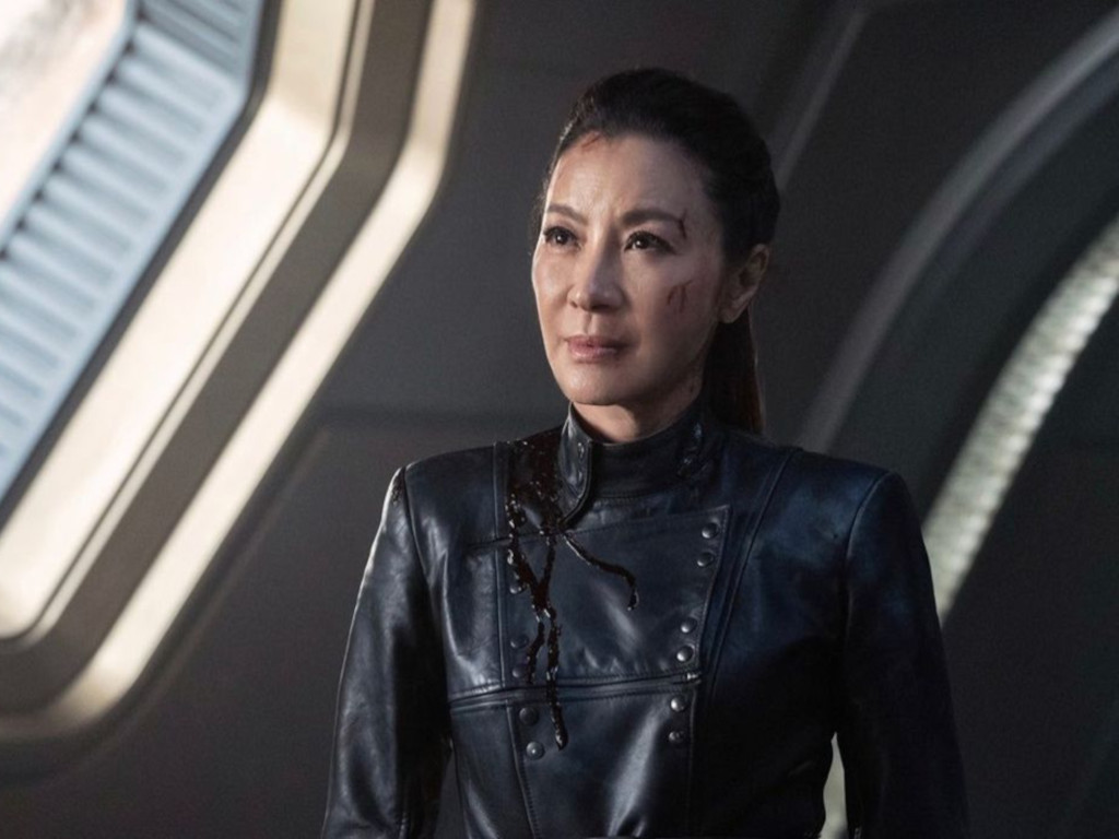 "Michelle Yeoh's role in ""Shang-Chi and The Legend of The Ten Rings"" is finally confirmed."