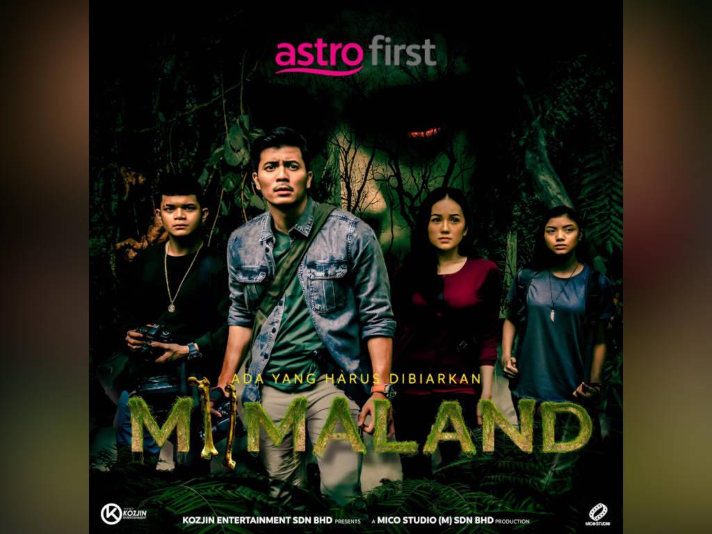 """Miimaland"" kini menghantui anda di Astro First!"