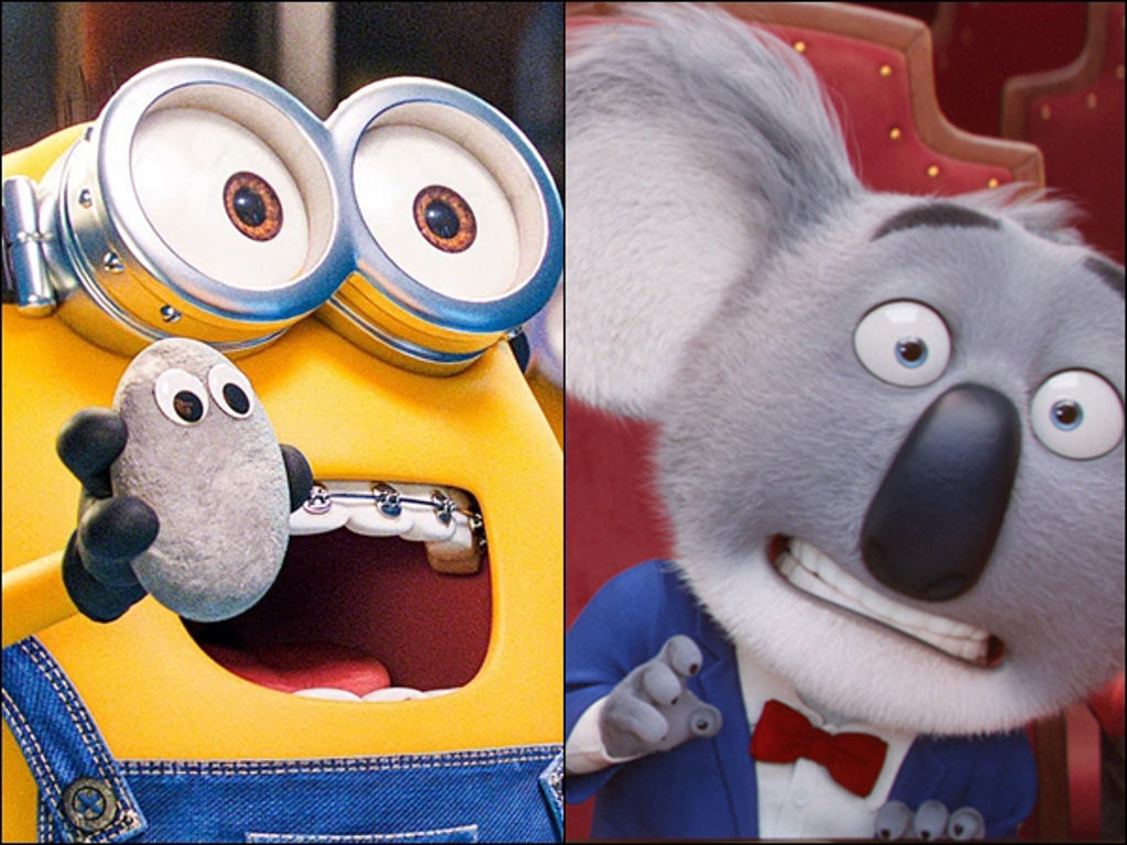 "New release dates for sequels to ""Minions"" and ""Sing"""