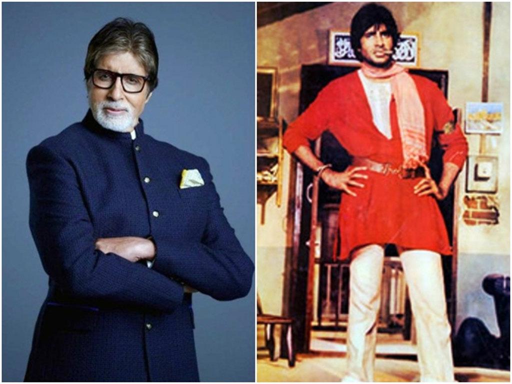 Amitabh Bachchan cedera parah ketika lakonkan babak aksi filem
