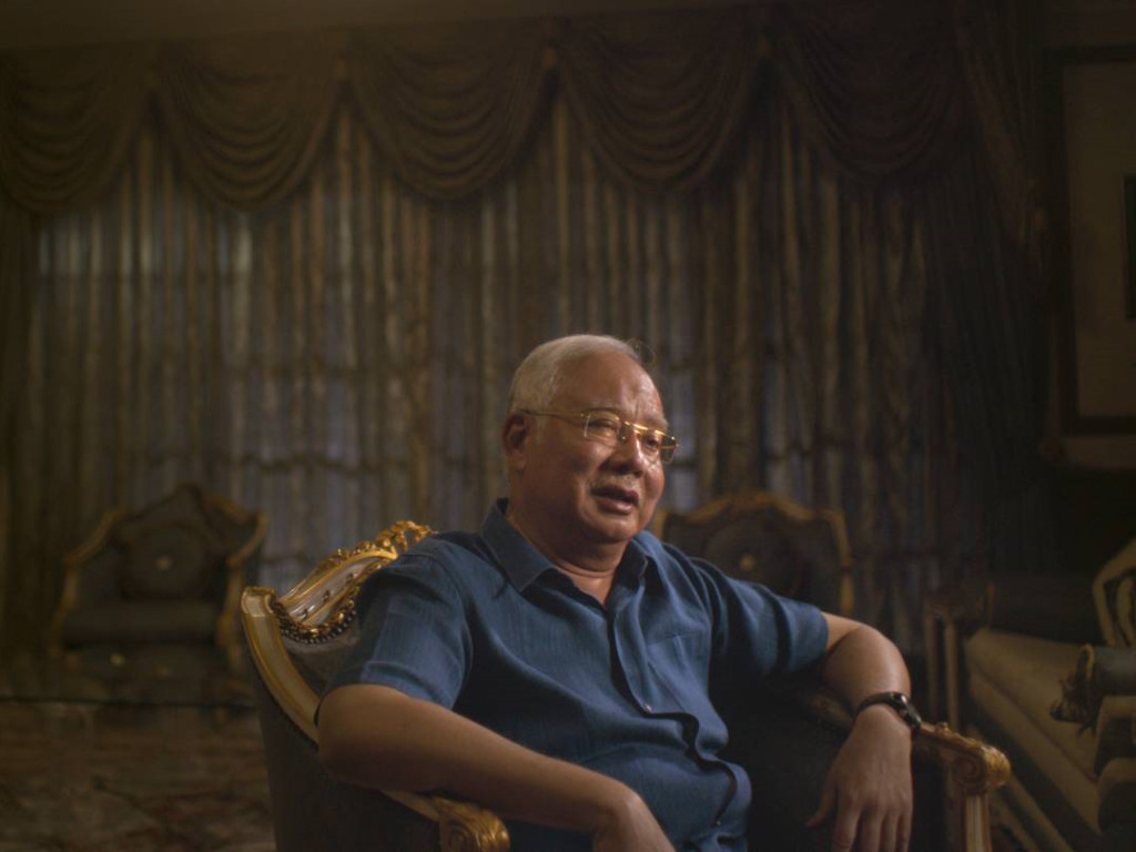 """""""Dirty Money 2"""" will feature an exclusive interview with former prime minister Datuk Seri Najib Razak."""