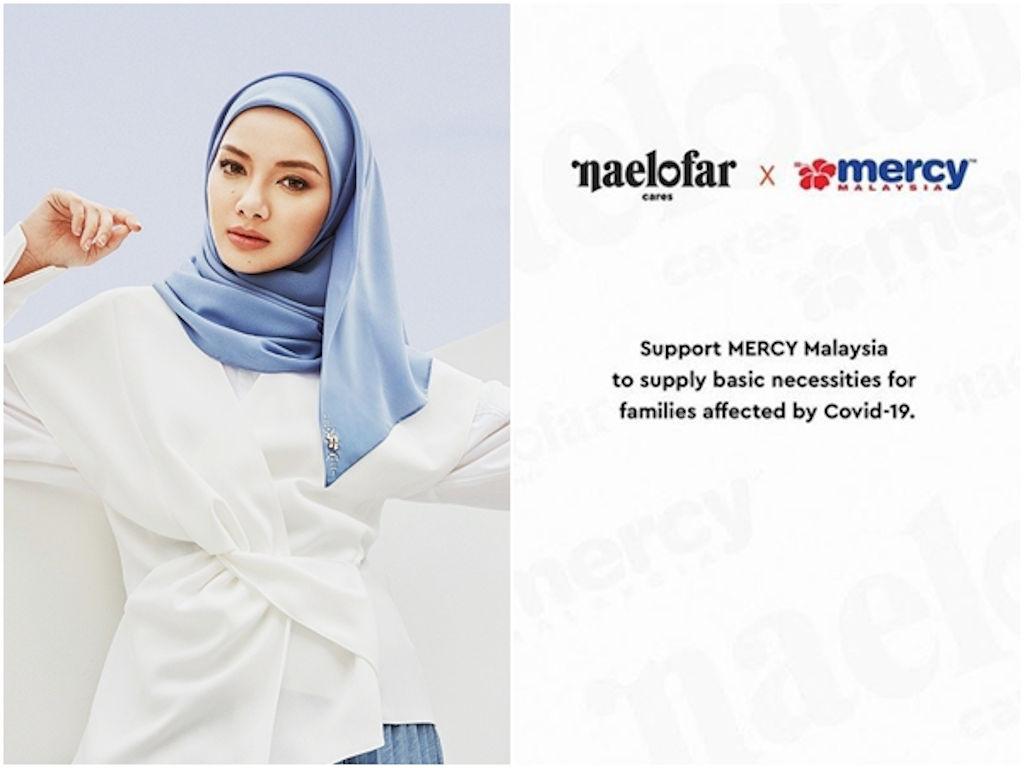 Neelofa nasihatkan orang ramai supaya memanfaatkan bulan Ramadhan sepenuhnya.