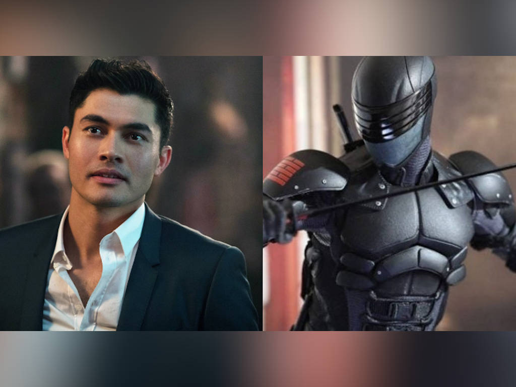 """Henry Golding is making his debut as the titular star of """"Snake Eyes"""" later this year."""