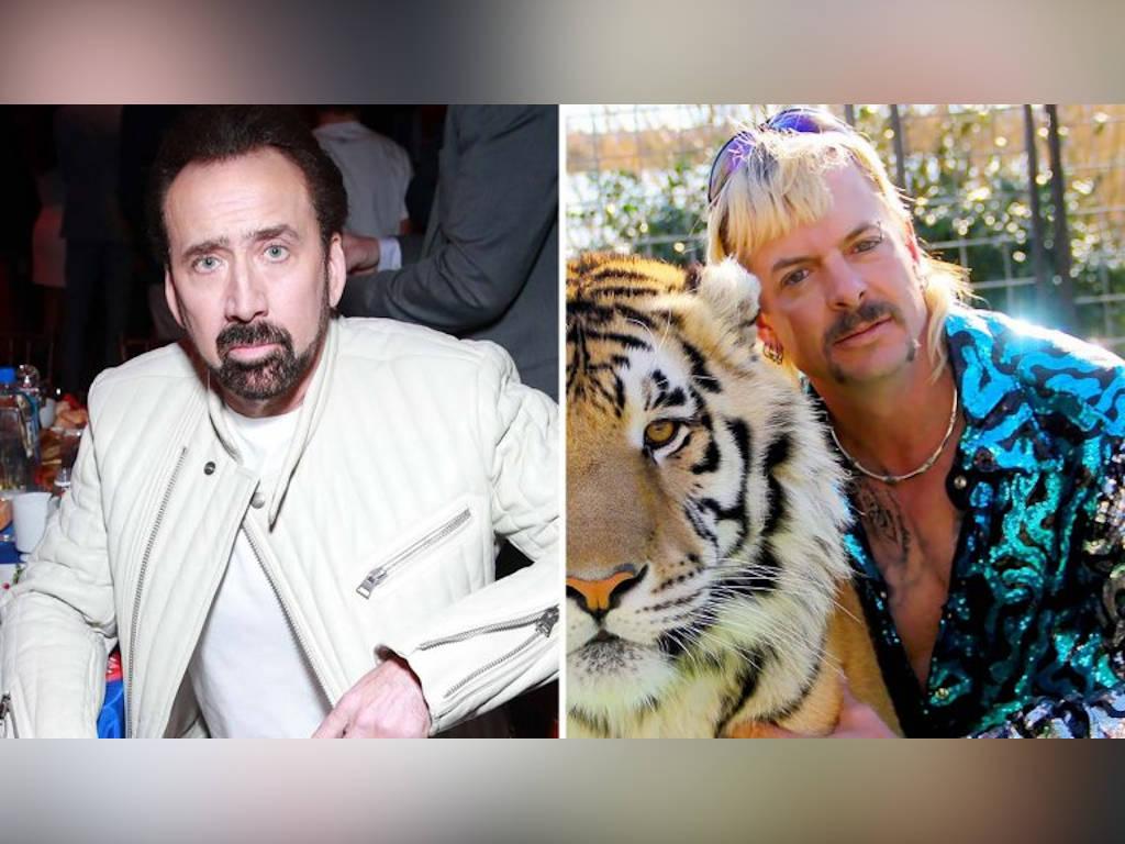 Nicolas Cage is all set to portray Joe Exotic.