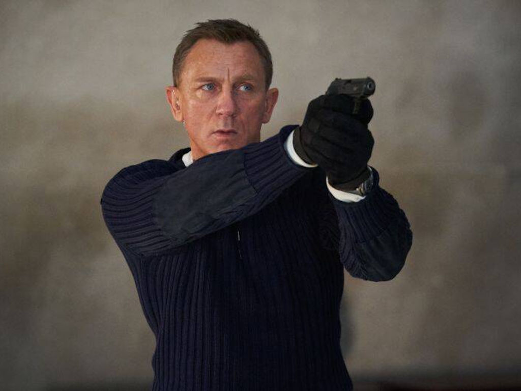 "Bond really has ""No Time To Die"" during this Covid-19 pandemic."