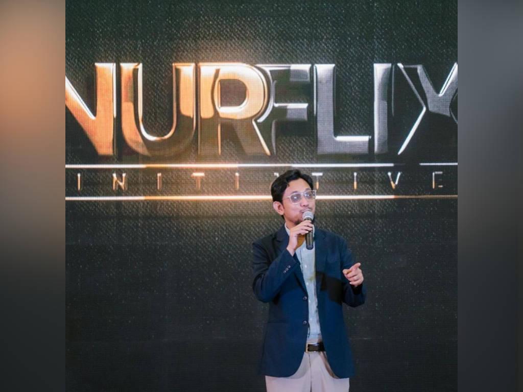Nurflix.TV ditubuhkan bukan untuk bersaing dengan platform penstriman video lain.