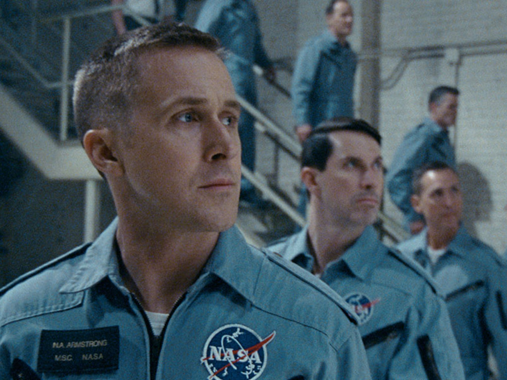 Ryan Gosling previously portrayed astronaut Neil Armstrong in 'First Man'.
