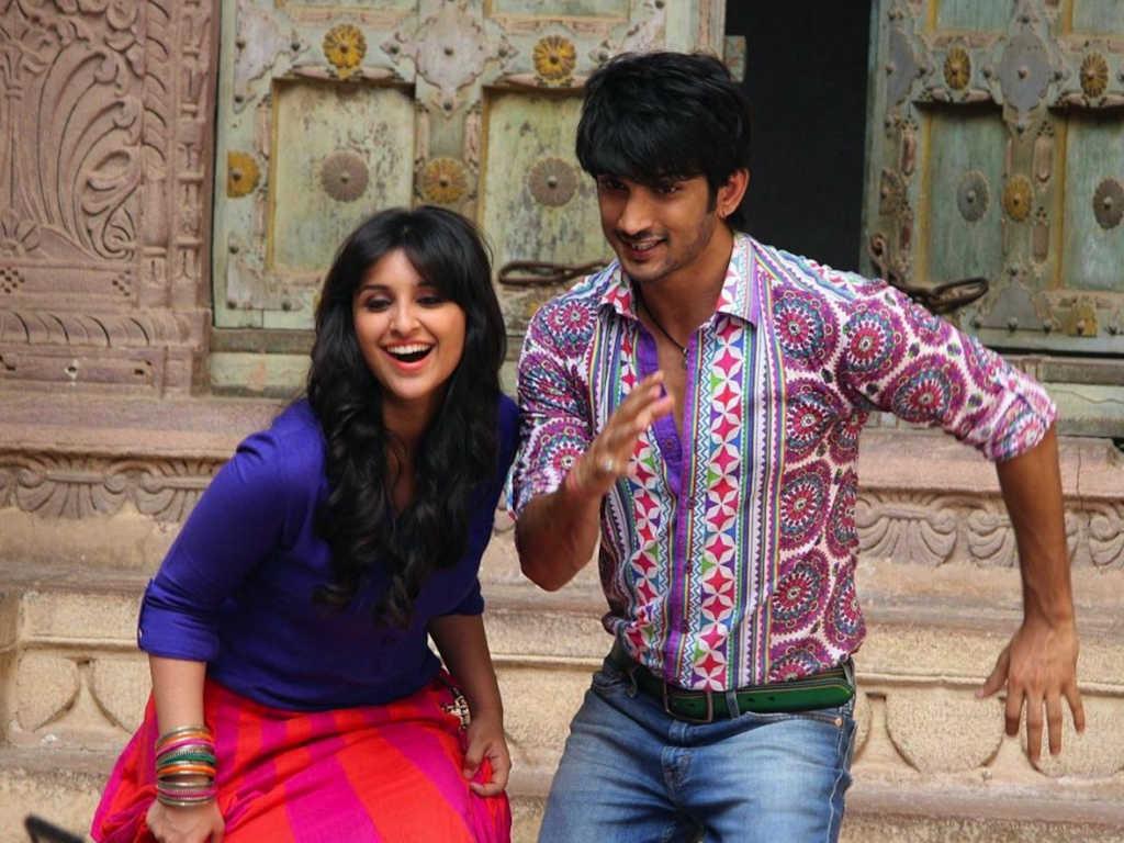 Parineeti Chopra akhirnya membintangi filem bersama Sushant Singh Rajput terbitan Aditya Chopra.
