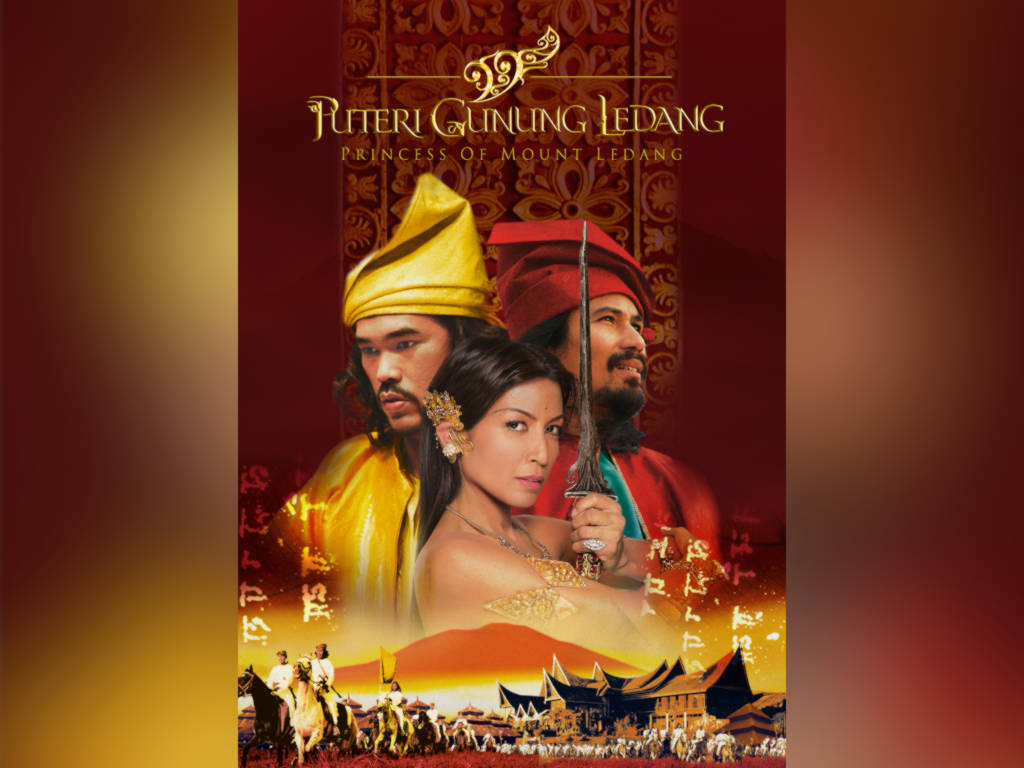 Jangan terlepas untuk menonton kisah cinta Puteri Gunung Ledang dan Hang Tuah di Netflix!