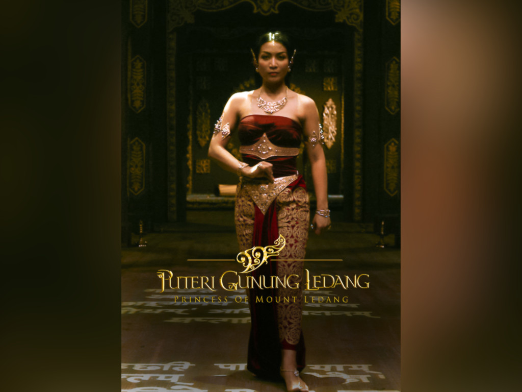 "Don't miss out on watching ""Puteri Gunung Ledang"" on Netflix!"