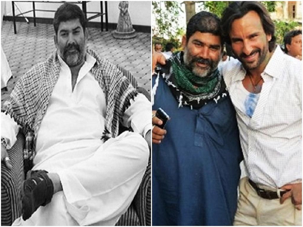 Parvez Khan pernah bekerja dengan Saif Ali Khan dalam filem