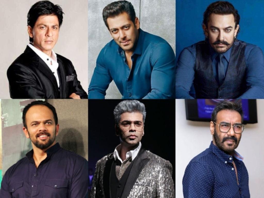 Antara selebriti Bollywood terkenal yang failkan saman di bawah syarikat produksi mereka.
