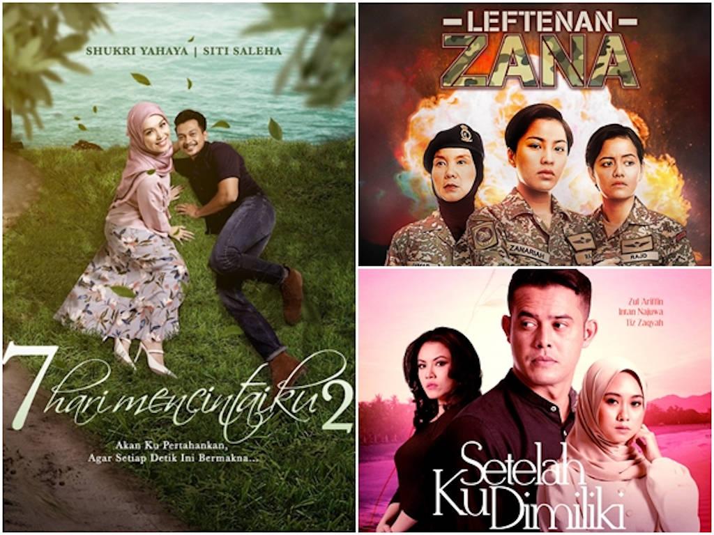Antara drama bersiri menarik TV3 yang akan disiarkan di iQIYI.