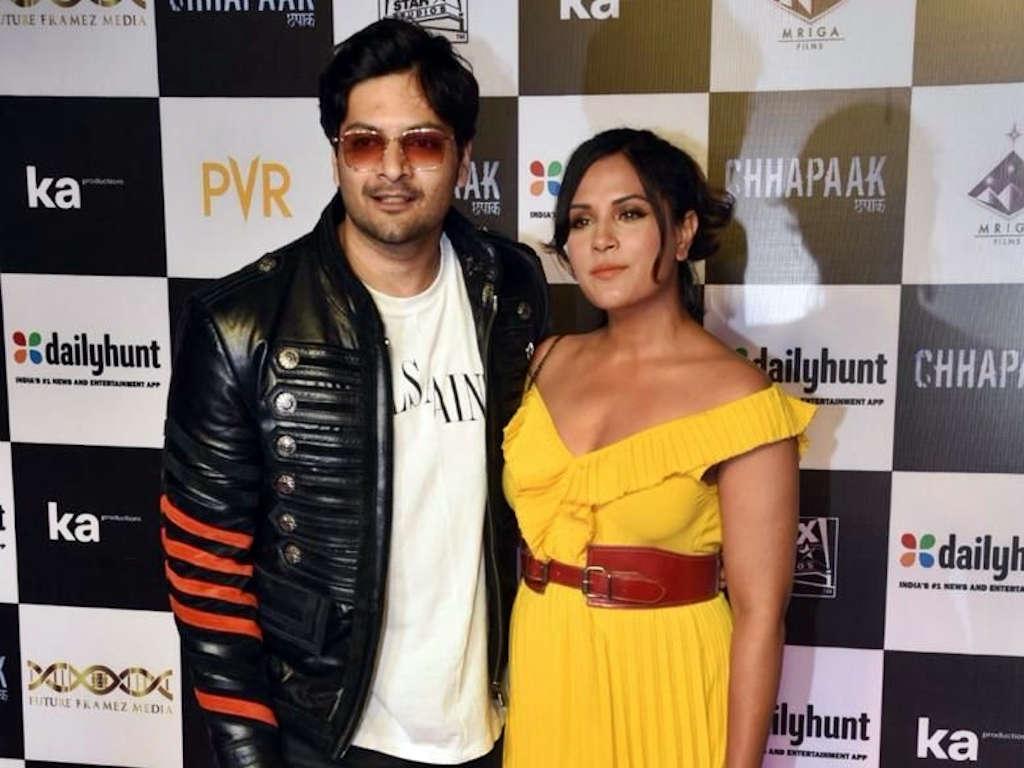 Ali Fazal dan Richa Chadha sudah lima tahun bercinta.
