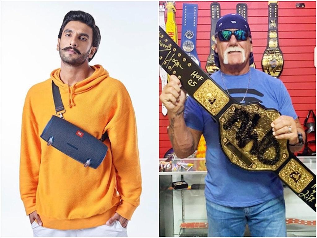 Foto kanak-kanak Ranveer Singh yang comel tarik perhatian para peminat dan rakan artis.