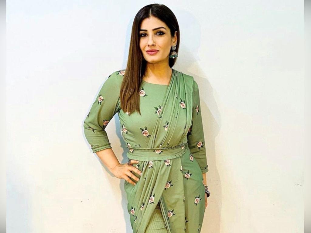 Raveena Tandon anggap wataknya dalam sekuel