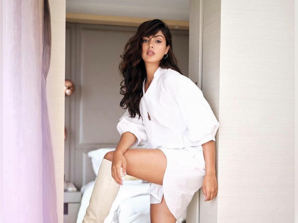 Rhea Chakraborty bakal tampil dalam filem terbarunya