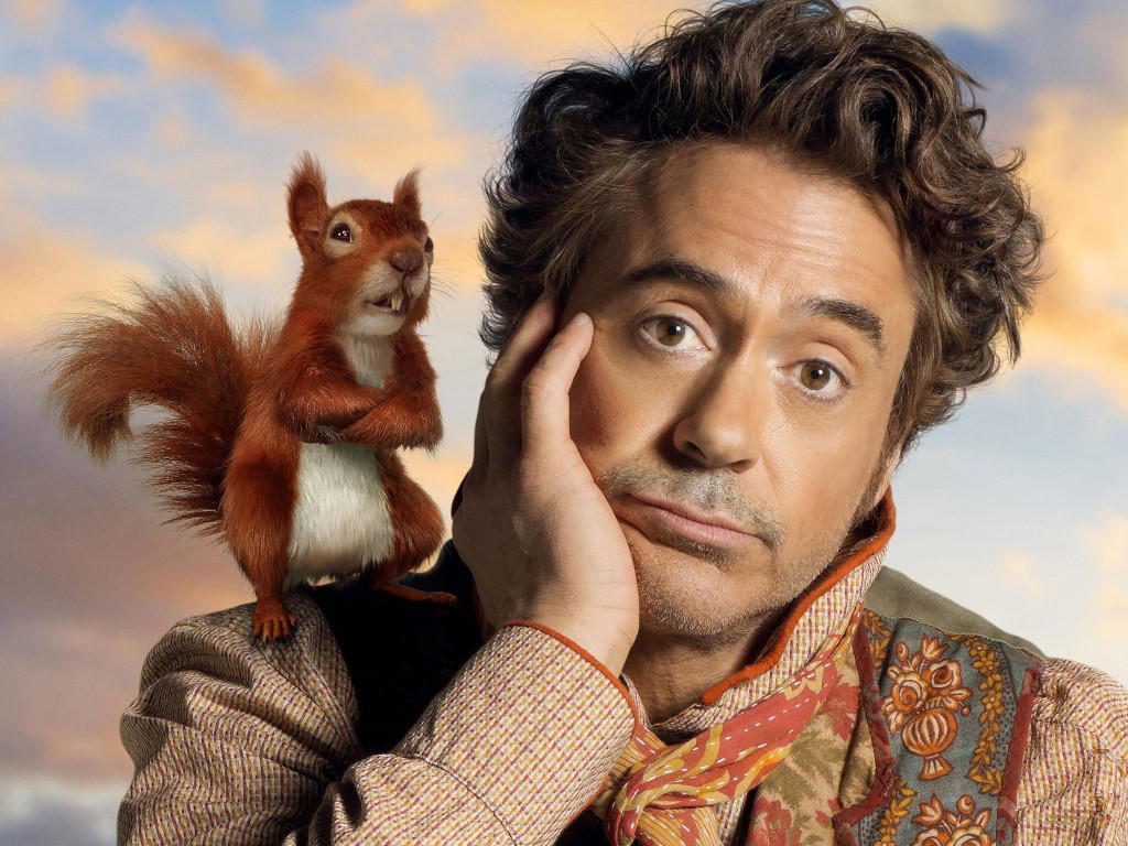 Robert Downey Jr.'s production company, Team Downey, is working on a Netflix series.