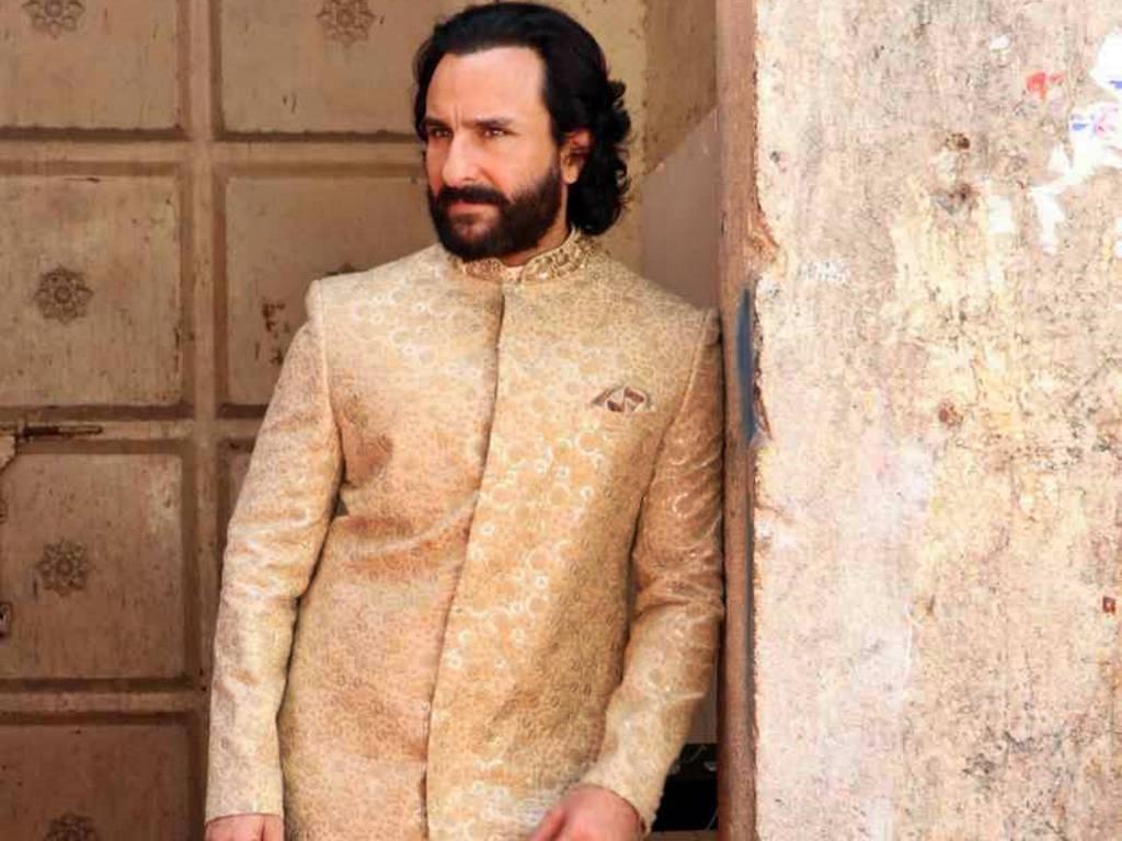 Saif Ali Khan sedia membenarkan anaknya menceburi dunia perfileman.