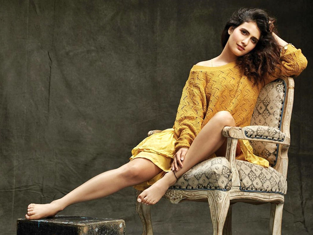 Fatima Sana Shaikh galas watak gadis Marathi buat kali pertama.