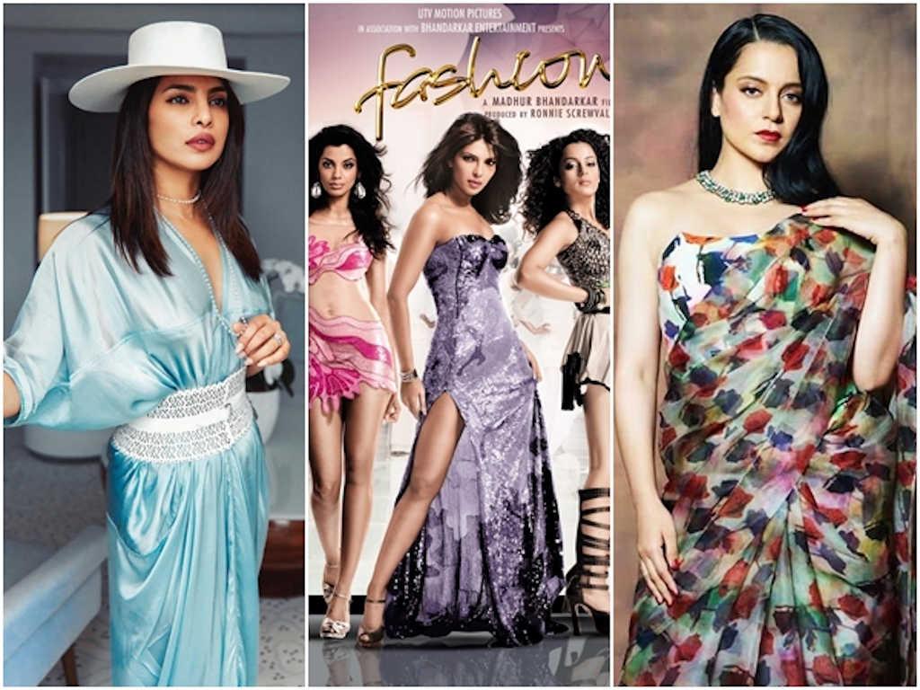 "Mungkinkah Priyanka Chopra dan Kangana Ranaut akan kembali dalam ""Fashion 2""?"