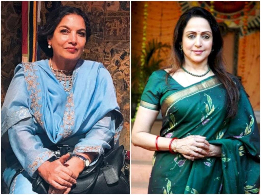 Shabana Azmi dan Hema Malini harap kerajaan pertimbangkan semula peraturan yang dikeluarkan.