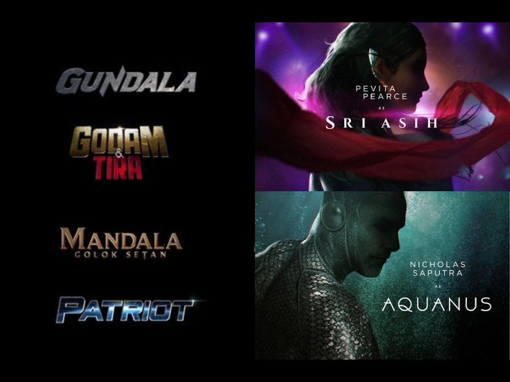 Joko Anwar juga telah mengumumkan judul-judul filem dari BCU yang akan dihasilkan pada masa hadapan.