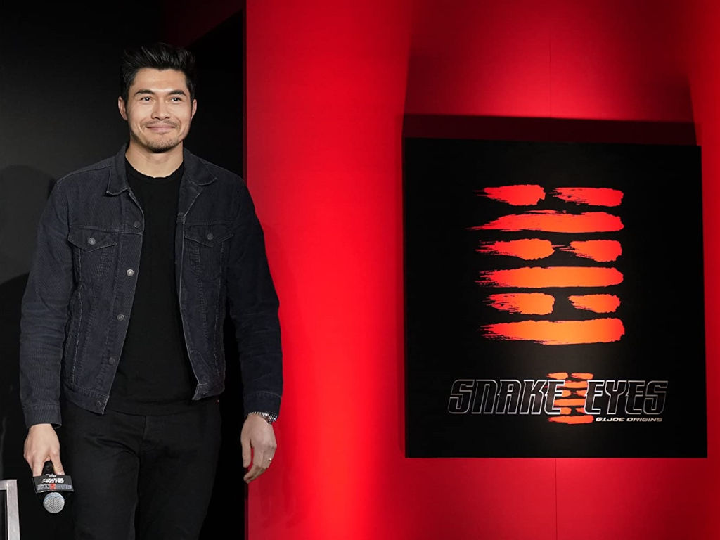 "Henry Golding's ""Snake Eyes"" faces yet another delay."