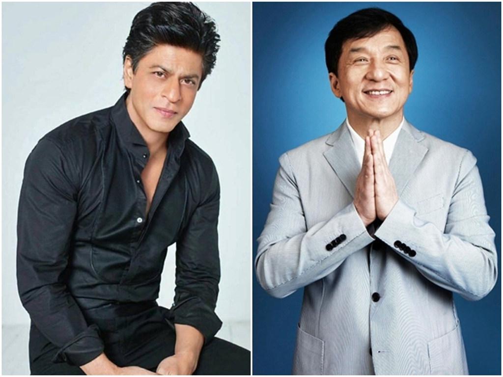 Shah Rukh Khan berharap dapat jalin kerjasama dengan Jackie Chan pada masa akan datang.