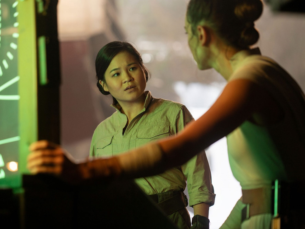 """""""Star Wars"""" actress Kelly Marie Tran has been cast as the lead of """"Raya and the Last Dragon""""."""