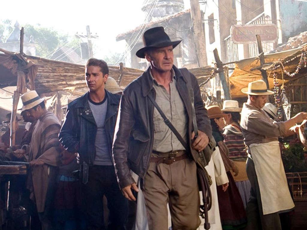 "Despite the director change, Harrison Ford will still star in ""Indiana Jones 5""."