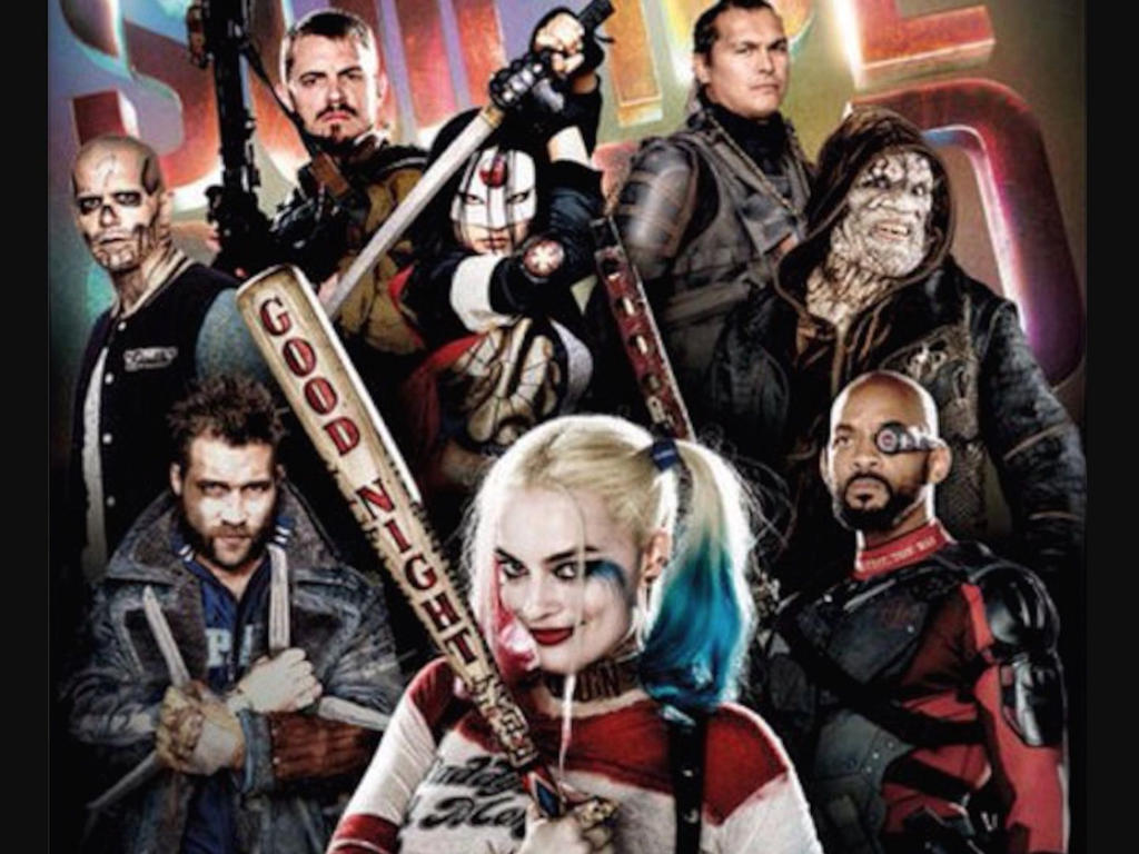 "Which of these characters would you want to play as in the ""Suicide Squad"" game?"