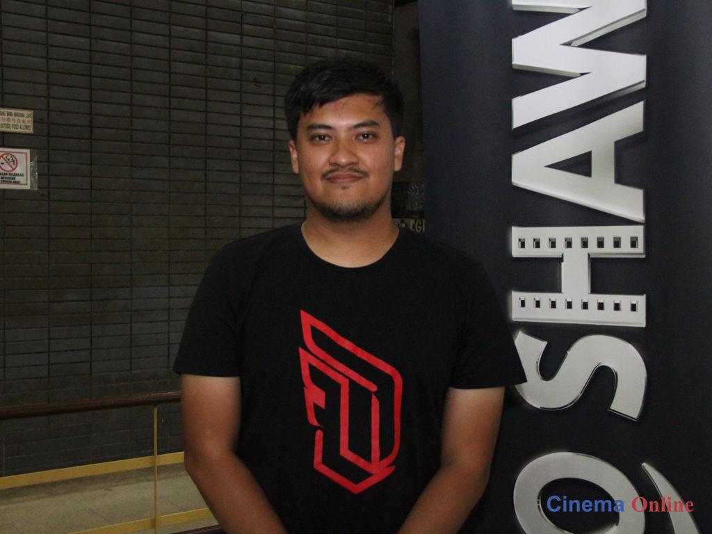 """Syafiq Yusof harap filem """"Polis Evo 3"""" dapat mengulangi kejayaan dua filem """"Polis Evo"""" terdahulu."""
