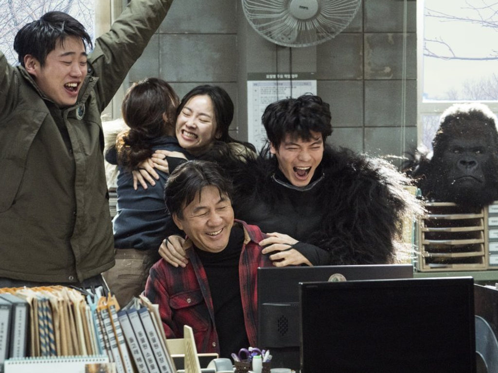 """South Korean comedy """"Secret Zoo"""" is one of the top box office earners in Taiwan this year."""