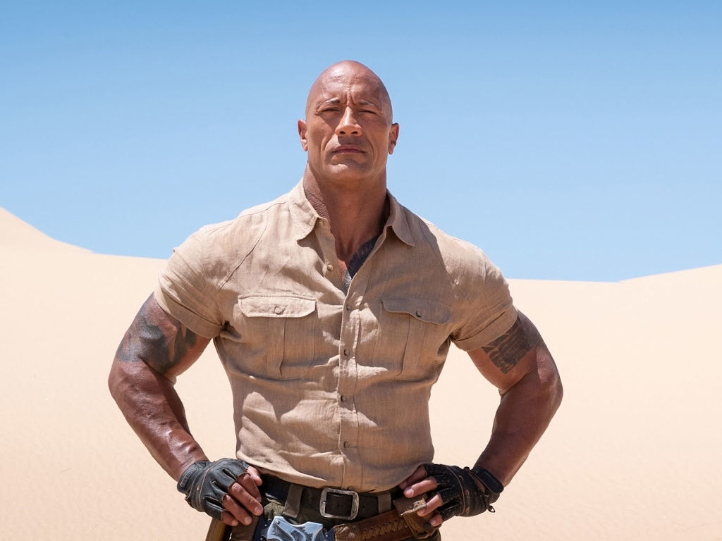 Yeah, The Rock, Netflix is looking just as worried trying to solve this filming issue.