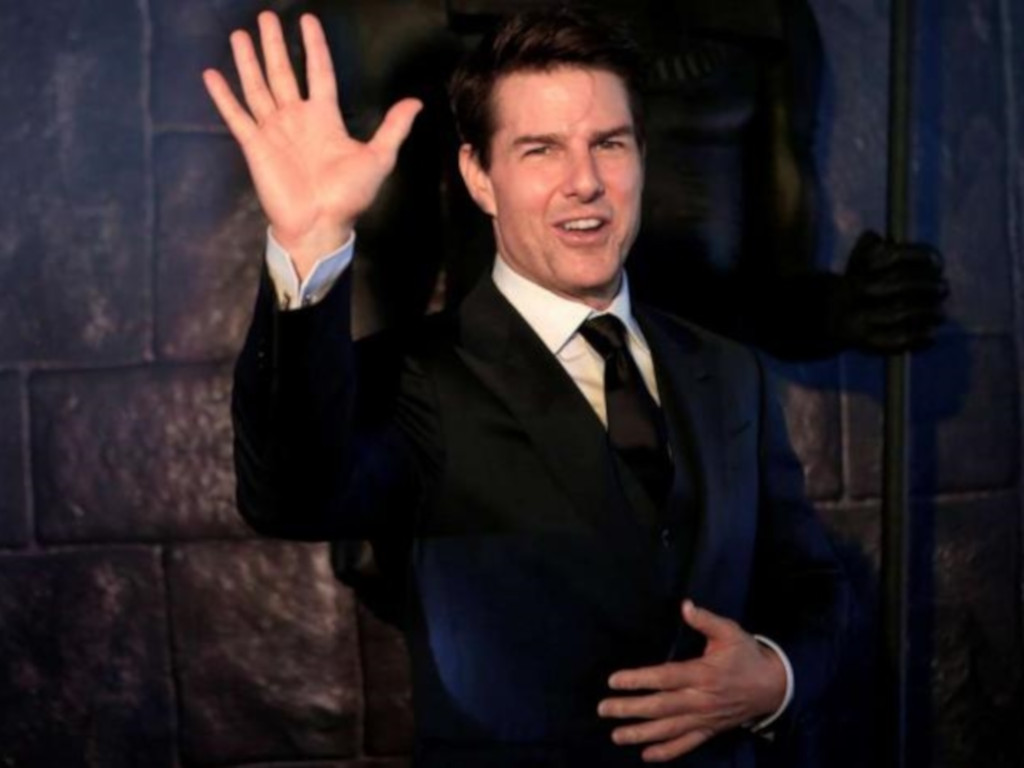 There's really no stopping Tom Cruise from making a film that's literally out of this world.