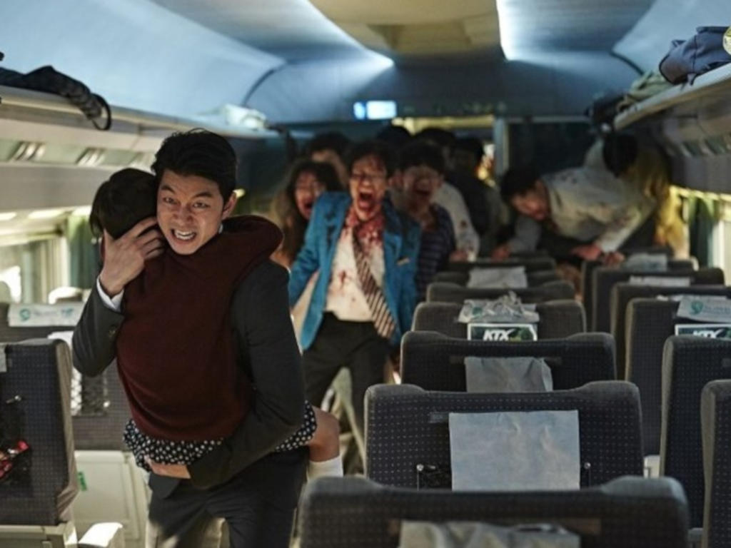 """Want to re-live the horror of """"Train to Busan""""?"""
