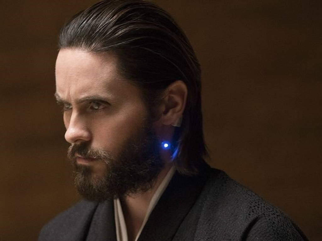 "Jared Leto is still starring in a ""Tron"" movie after all."