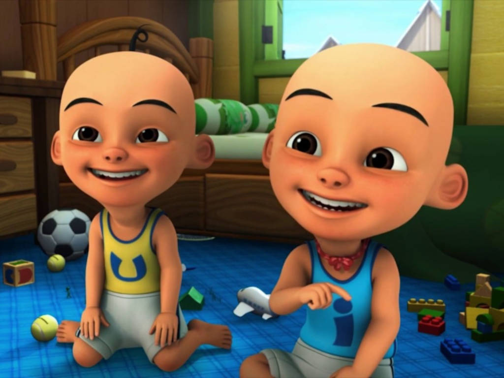 """The popularity of """"Upin & Ipin"""" can help boost tourism in Malaysia."""