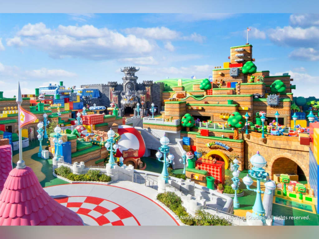 Super Nintendo World in Japan sets 2021 opening date!