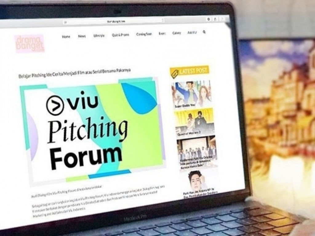 This is the first time that Viu Pitching Forum is held in Malaysia.