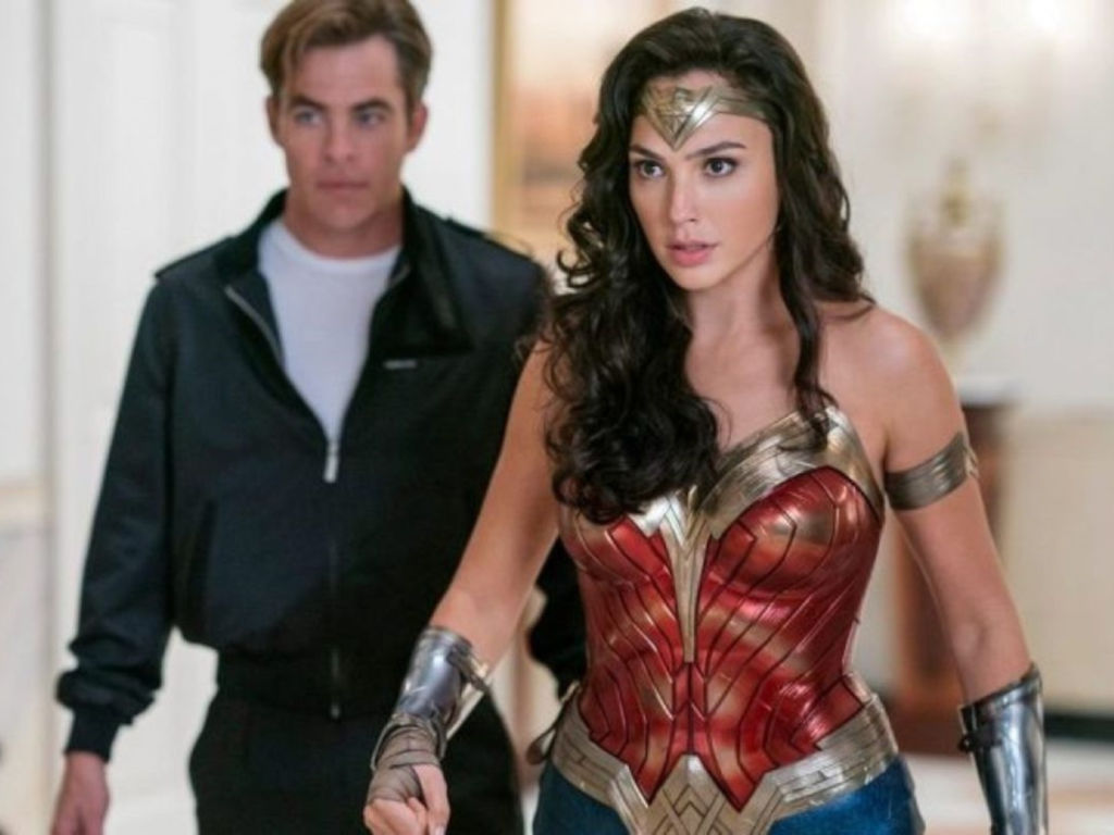"Fans are no doubt getting excited to watch ""Wonder Woman 1984"" this December!"