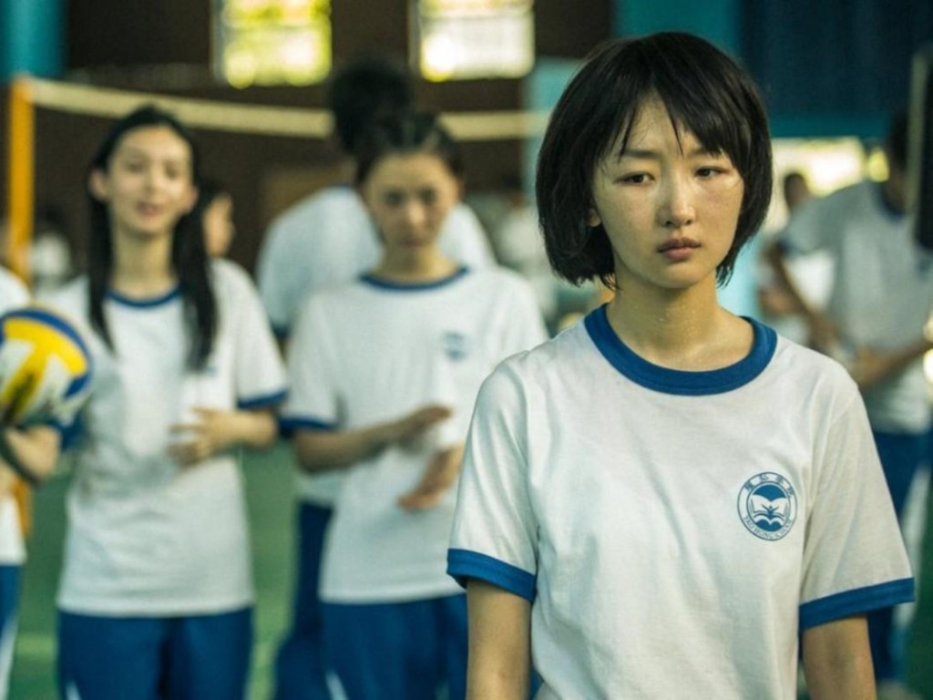 "Zhou Dongyu played the main character Chen Nian in ""Better Days""."