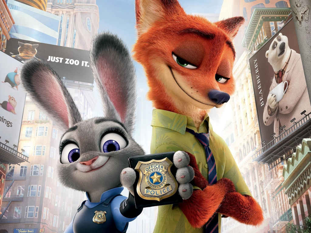 """There's a new animated film coming from the makers of """"Zootopia""""!"""