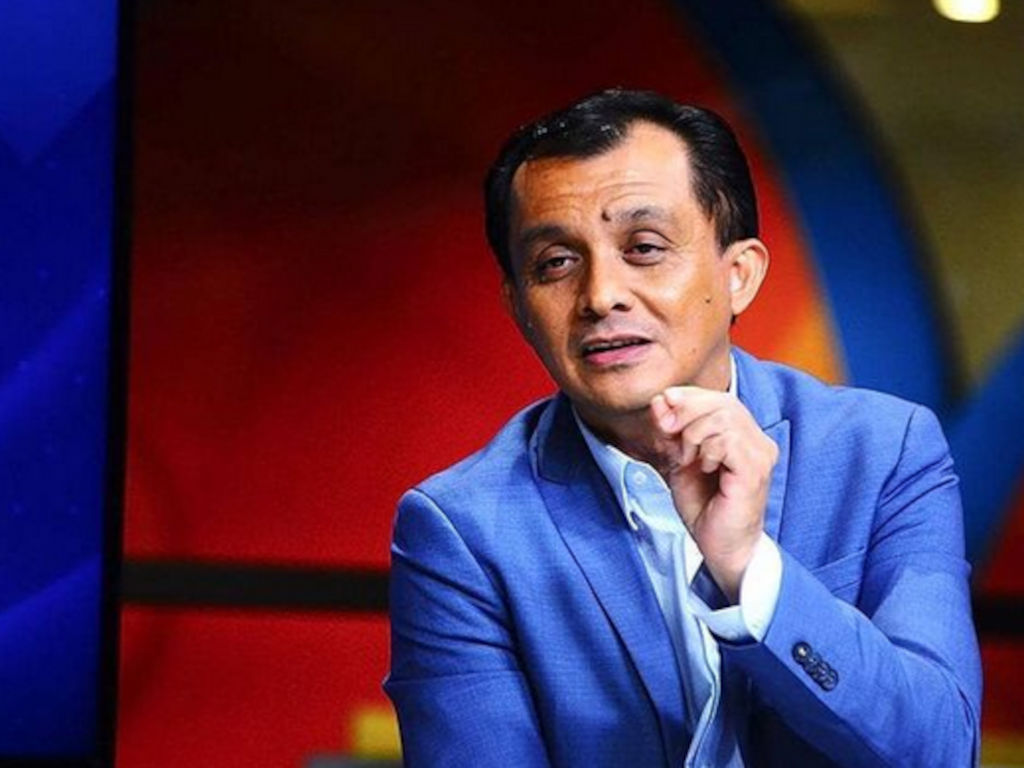 Ahmad Idham is leaving FINAS for the second time