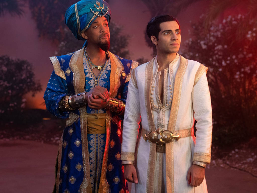 There simply cannot be an Aladdin sequel without Will Smith as Genie