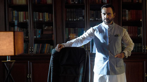 """Tandav"" stars Saif Ali Khan as charismatic political leader fighting for the chair of Prime Minister"