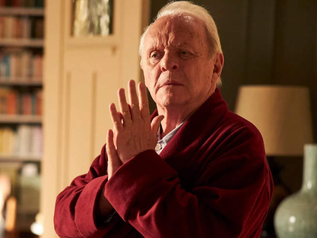 Many had expected that the late Chadwick Boseman would posthumously win the Oscar, including Anthony Hopkins himself.