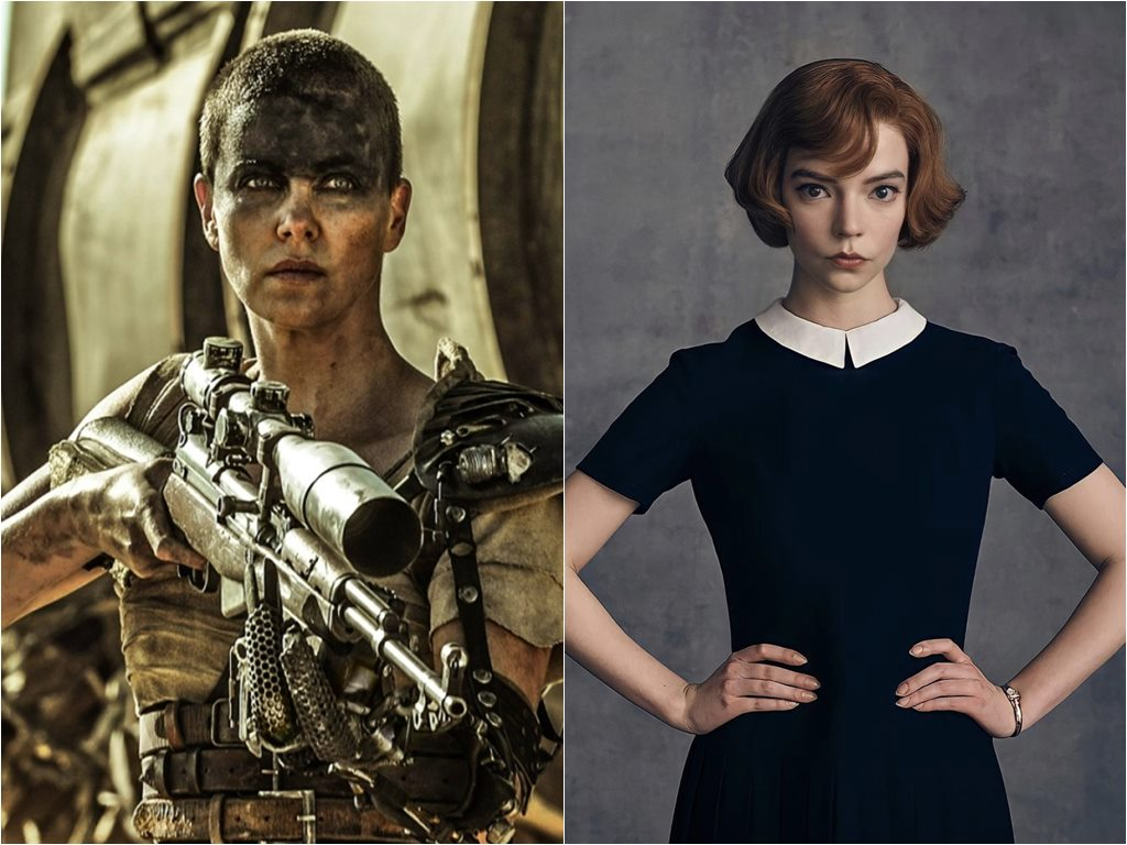 Charlize Theron has left some big shoes for Anya to fill in