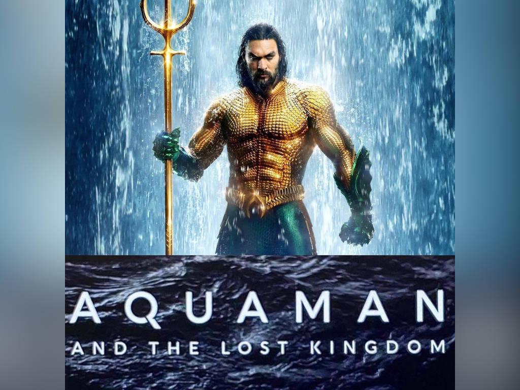 New underwater adventures await Arthur Curry aka Aquaman